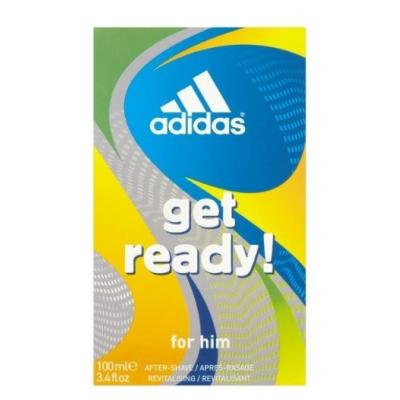 After shave ADIDAS Get ready 100ml