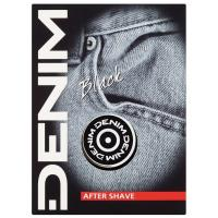After shave DENIM Black 100ml