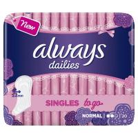 ALWAYS Single Wrap dnevni ulošci 20kom