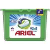 ARIEL PODS kapsule Touch of lenor 15kom