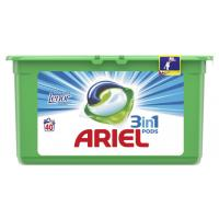 ARIEL PODS kapsule Touch of lenor 40kom