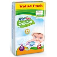 BABYLINO pelene value pack 3 56kom