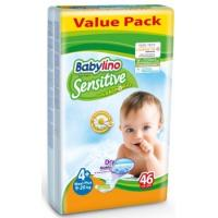 BABYLINO pelene value pack 4+ 46kom