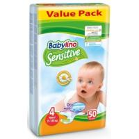 BABYLINO pelene value pack 4 50kom