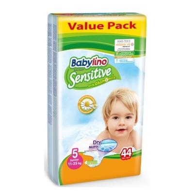 BABYLINO pelene value pack 5 44kom
