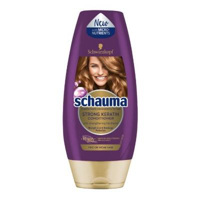 Balzam SCHAUMA Keratin strong 200ml