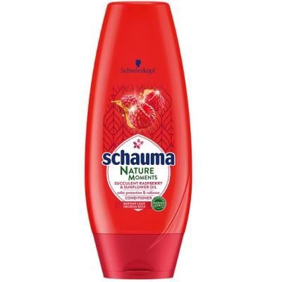 Balzam SCHAUMA Nature moments rapsberry&sunflower 200ml