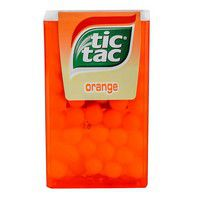 Bombone TIC TAC Orange 18g