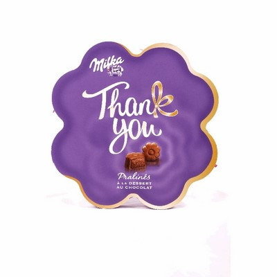 Bombonjere MILKA Thank you 120g