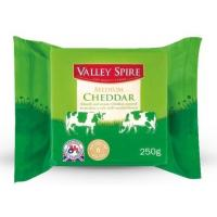 Cheddar VALLEY SPIRE medium 250g
