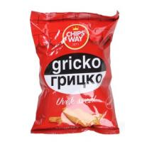 CHIPS WAY Gricko 100g