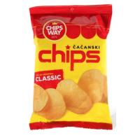 CHIPS WAY slani 90g