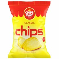 CHIPS WAY slani 40g