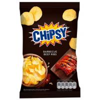Čips MARBO Chipsy Barbeque 40g