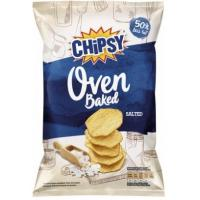 Čips MARBO Chipsy Oven salted 125g