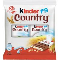 Čokoladica KINDER Country 47g