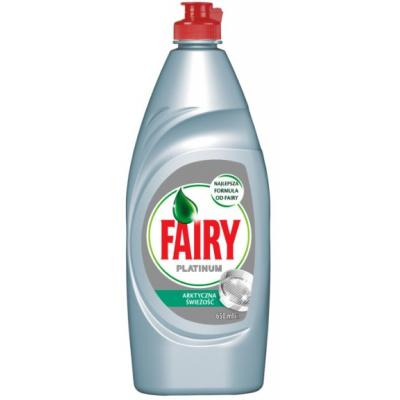 Deterdžent za posuđe FAIRY platinum artic fresh 650ml