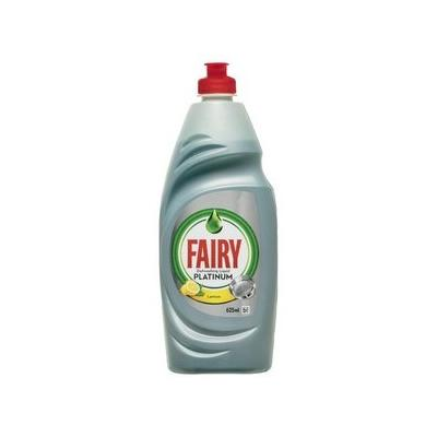 Deterdžent za posuđe FAIRY platinum lemon & lime 650ml