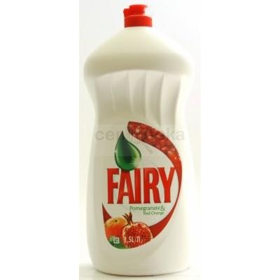 Deterdžent za posuđe FAIRY pomegranate&red orange 1,35l