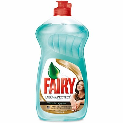 Deterdžent za posuđe FAIRY waterlily&jojoba 450ml