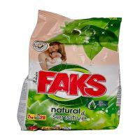 FAKS Natural sensitive 20 pranja (2kg)