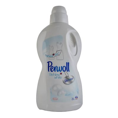 Deterdžent za veš PERWOLL White magic 2l
