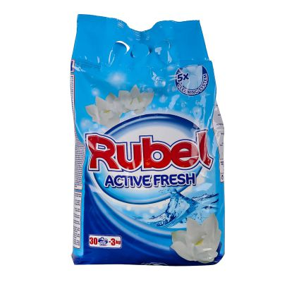 RUBEL Active fresh 30 pranja (3kg)