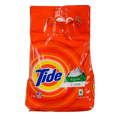 TIDE Alpine fresh 20 pranja (2kg)