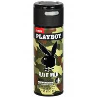 Dezodorans PLAYBOY Play it wild 150ml
