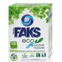 FAKS Eco Active nature 18 pranja (1,17kg)