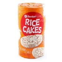 Galete RICE CAKES susam i so 100g