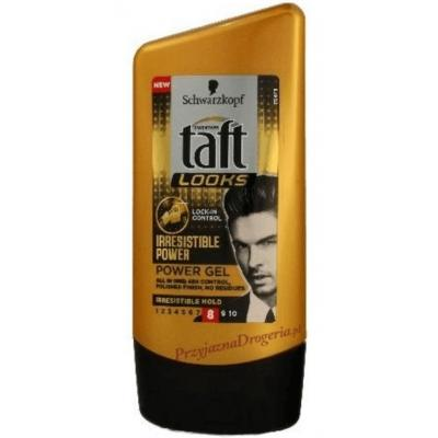 Gel za kosu TAFT Irrestible power 150ml