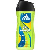 Gel za tuširanje ADIDAS Get ready 250ml