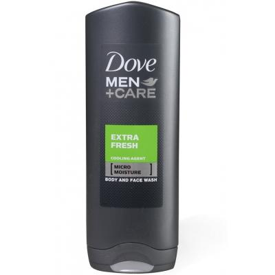 Gel za tuširanje DOVE Extra fresh 250ml