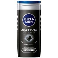 Gel za tuširanje NIVEA Active clean 250ml