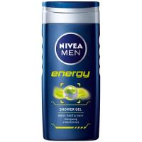 Gel za tuširanje NIVEA Energy 250ml