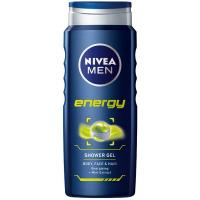 Gel za tuširanje NIVEA Energy 500ml