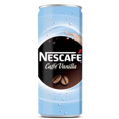 Gotova kafa NESCAFE Xpress caffee vanilla 250ml