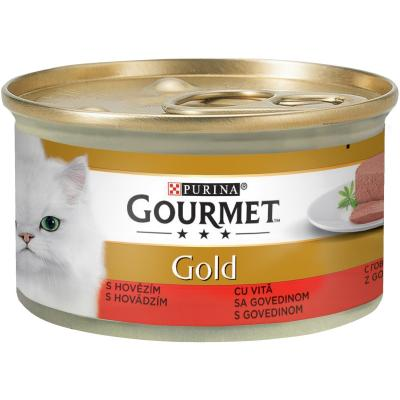 GOURMET Gold govedina 85g