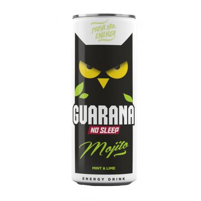 GUARANA mojito 250ml