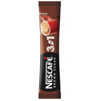 Instant kafa NESCAFE Brown Sugar 3u1 17g