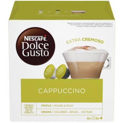 0920049e09d9d Instant kafa NESCAFE Dolce Gusto cappuccino 200g - Cenoteka
