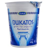 Jogurt DUKATOS čvrsti 9,7%mm 400g