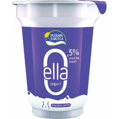 Jogurt ELLA 0,5%mm 180g