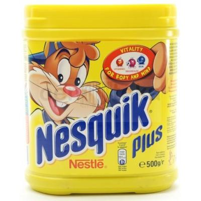 Kakao napitak NESTLE Nesquik Plus 500g