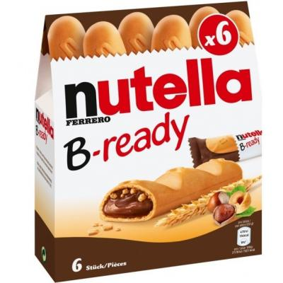 Keks Nutella B-ready T6 132g