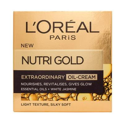 L'OREAL nutri-gold oil krema 50ml