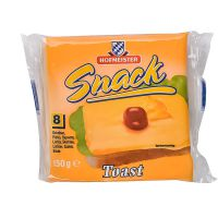 Lisnati sir SNACK toast 150g