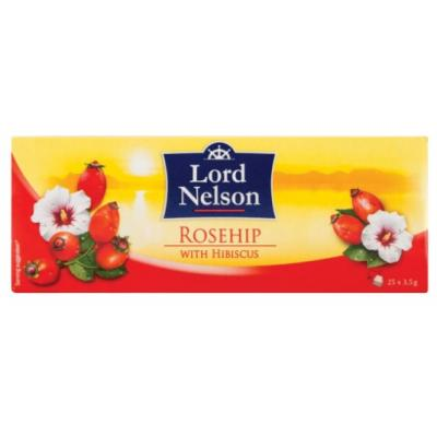 LORD NELSON rosehip 25x1.5g
