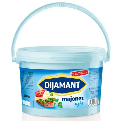 Majonez DIJAMANT light 3l